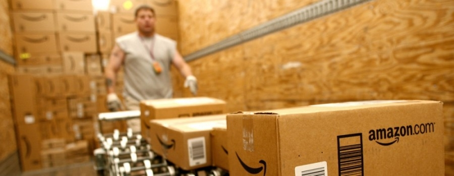 The delivery station will provide fast and efficient delivery for the community. (Courtesy Amazon.com Inc.)
