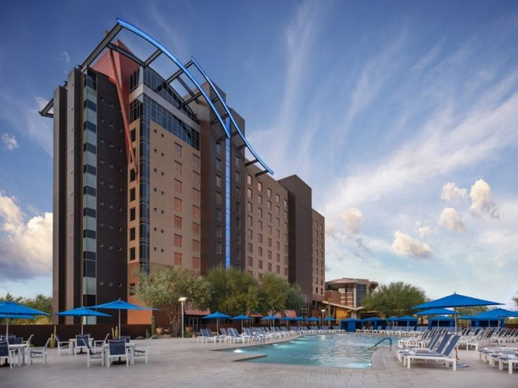 Gila River Hotels & Casinos—Wild Horse Pass, Lone Butte, and Vee Quiva—will reopen this week after the implementation of enhanced safety procedures and health protocols, according to a news release. (Courtesy Gila River Hotels & Casinos)