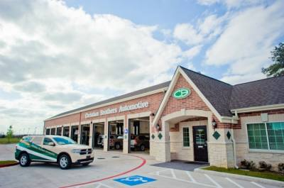 Houston-based Christian Brothers Automotive operates more than 200 locations across the United States. (Courtesy Christian Brothers Automotive)