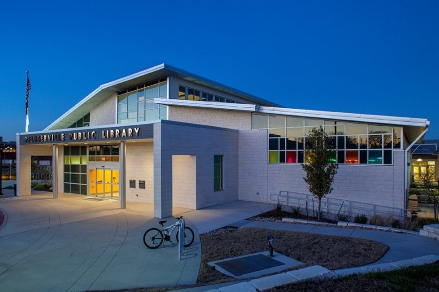 Beginning July 8, the Pflugerville Public Library will pause its curbside services program due to rising COVID-19 case counts. (Courtesy Pflugerville Public Library)