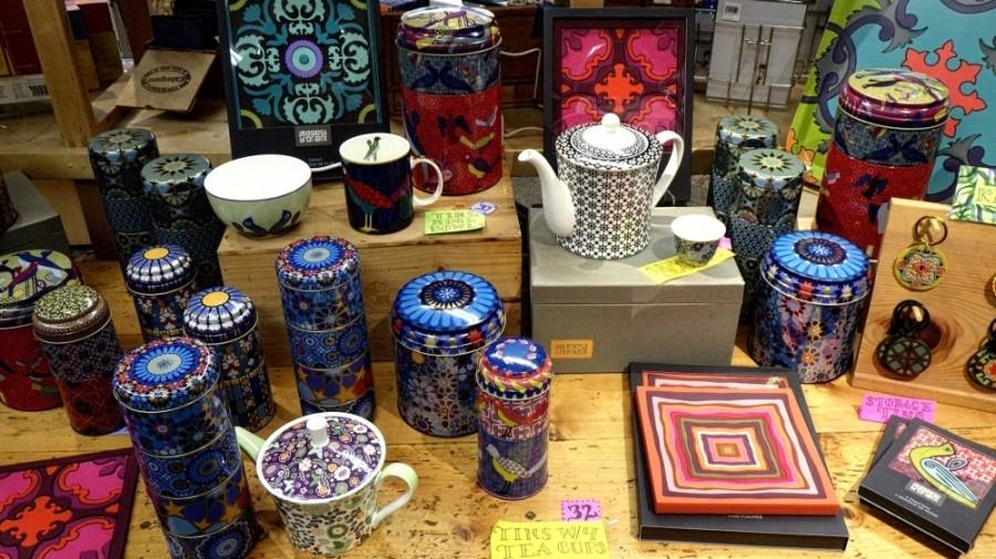 Prima Dora sells unique gifts by local artists. (Courtesy Prima Dora)