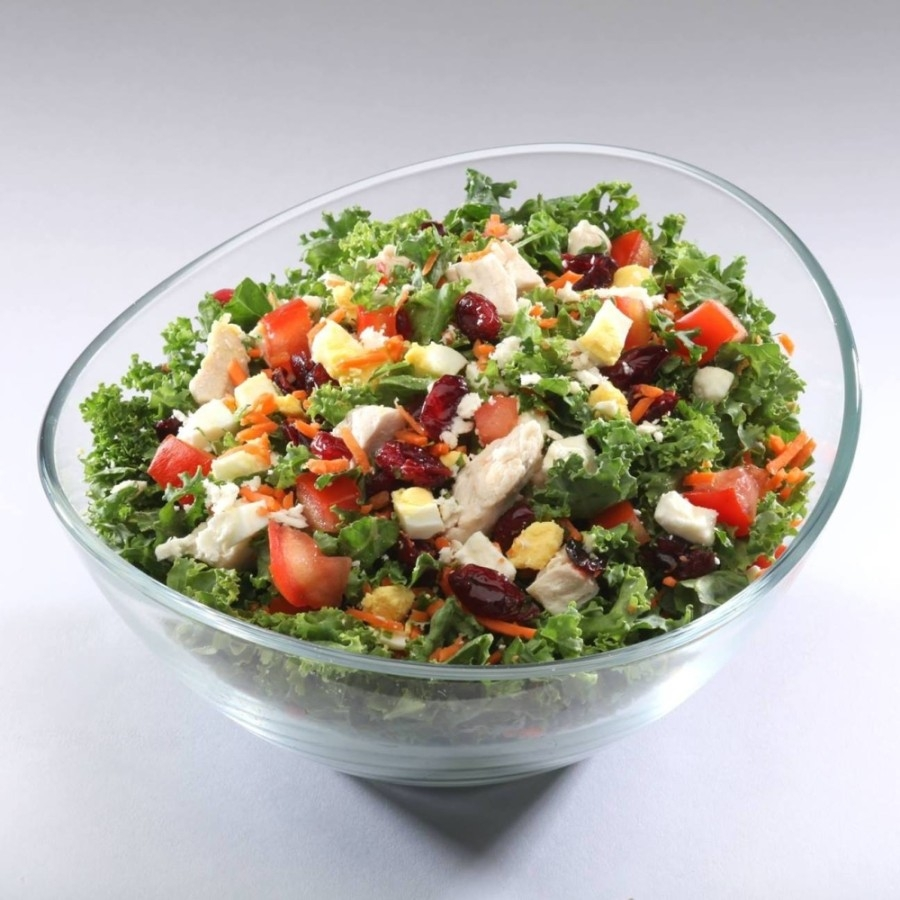 """The salad restaurant chain offers a variety of salads, or """"chops,"""" with several toppings. (Courtesy Chop Stop)"""