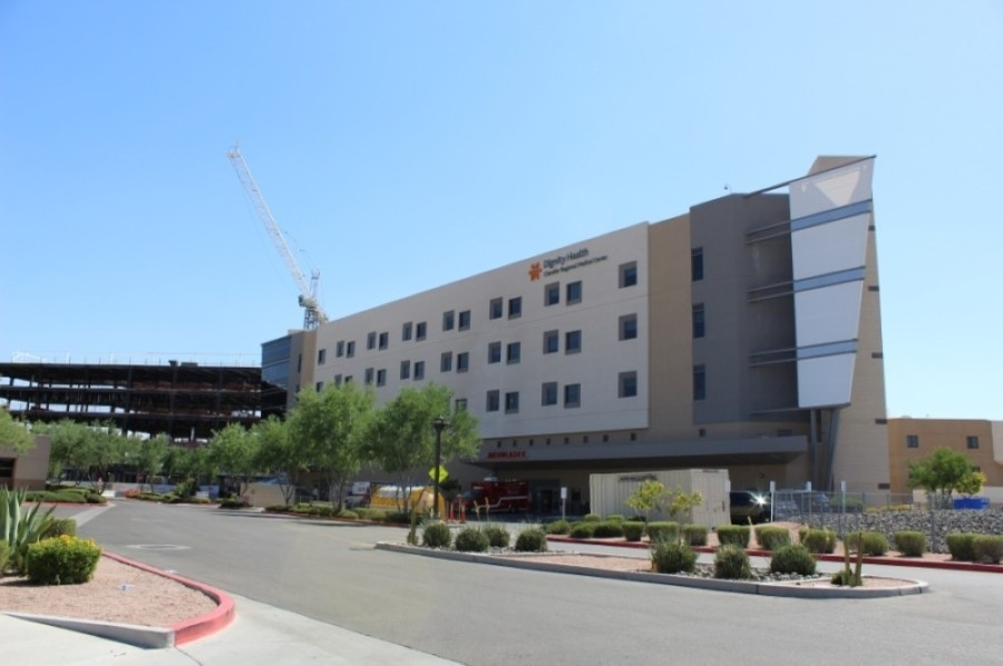 """As the number of COVID-19-related hospitalizations continues to climb across Arizona, the state's hospital systems have begun to implement """"surge plans,"""" or plans for adding extra capacity to hospitals when more patients need to be treated. (Alexa D'Angelo/Community Impact Newspaper)"""