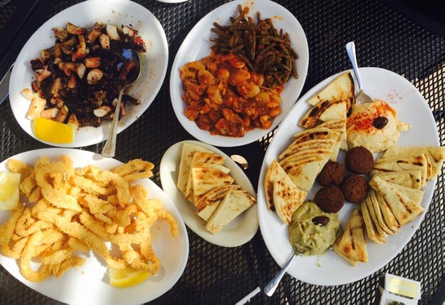 The Greek restaurant offers a variety of soups, salads, dips with pita bread, entrees, combination platters, pita sandwiches, coffee and desserts. (Courtesy Platia Greek Kouzina)