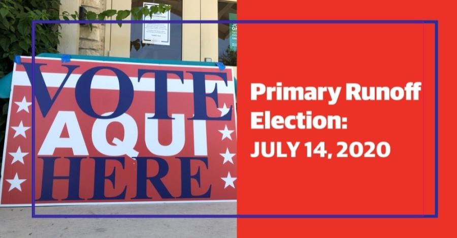 2020 primary runoff election
