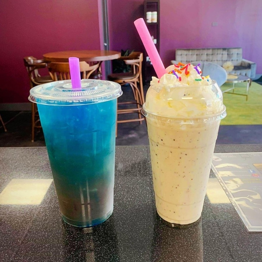 The shop offers a variety of shakes and teas. (Courtesy Performance Nutrition)