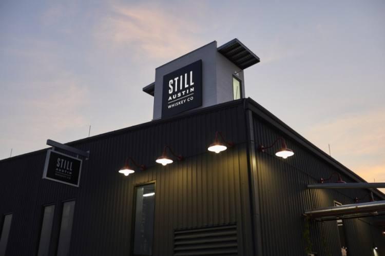 Still Austin Whiskey Co. is launching its Still Austin Straight Bourbon this month. (Courtesy Still Austin Whiskey Co.)