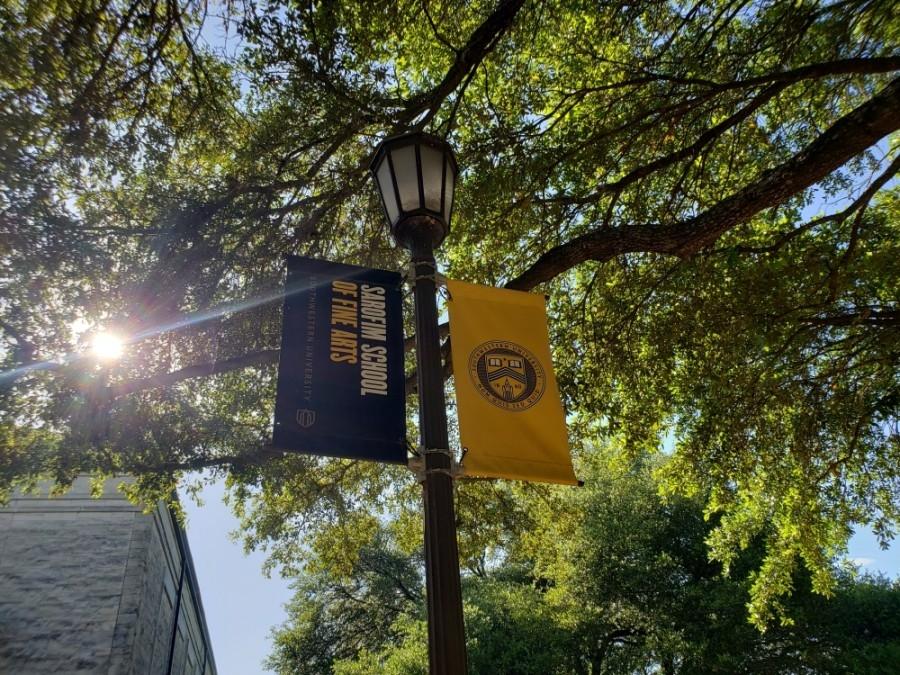 Southwestern University has suspended its football season due to COVID-19 fears. (Ali Linan/Community Impact Newspaper)