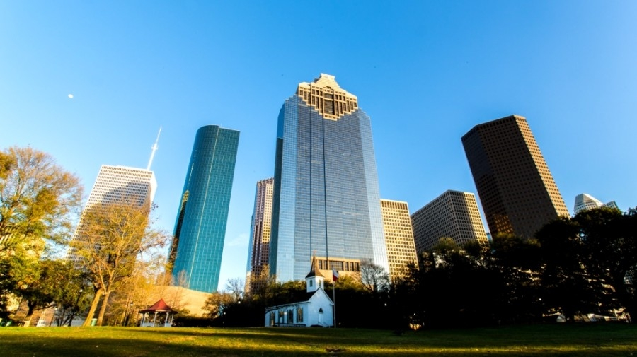 Houston's Climate Action Plan calls for the city to achieve carbon neutrality by 2050. (courtesy Visit Houston)