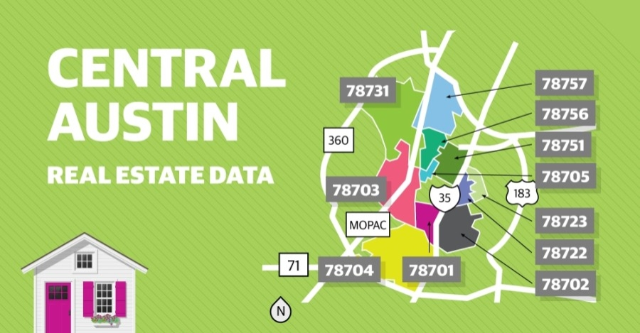 Between June 2019 and May 2020, the average price of a home sold in Central Austin was about $624,000, up from approximately $586,000 the previous year. (Community Impact staff)