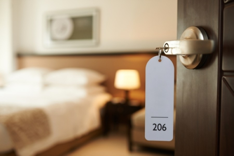 Each room will feature a mini fridge, microwave, 49-inch smart TV, Keurig coffee and an in-room safe. (Courtesy Adobe Stock)