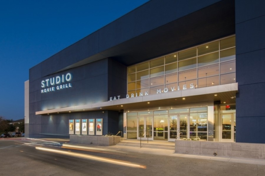 Studio Movie Grill has reopened in Plano following a temporary closure caused by the coronavirus pandemic. (Courtesy Studio Movie Grill)