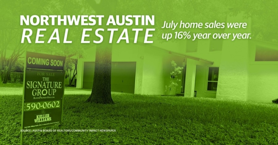Northwest Austin real estate report