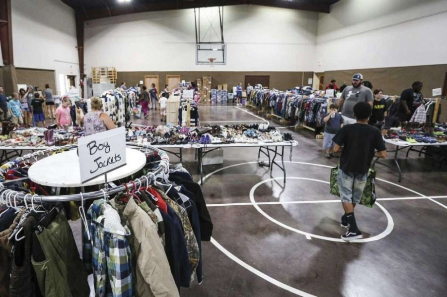 Local nonprofit Hope's Bridge Resource Center will be holding a donation event Aug. 20-25 from 10 a.m.-2 p.m. On Aug. 23, however, the event will be open from 2-4p.m. (Courtesy Hope's Bridge Resource Center)