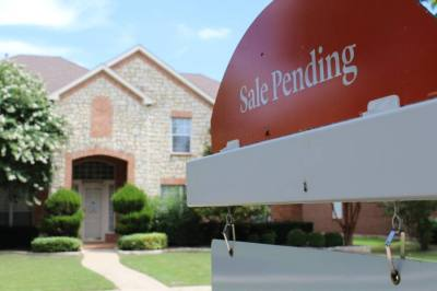 Fewer homes were listed for sale year over year in July throughout the North Texas suburbs, but buyers stayed active. (Daniel Houston/Community Impact Newspaper)