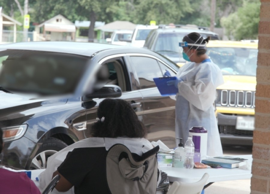 Dallas County is switching vendors for one of its public coronavirus test sites following an alleged pattern of delayed results. (Courtesy CommUnity Care Health Centers)
