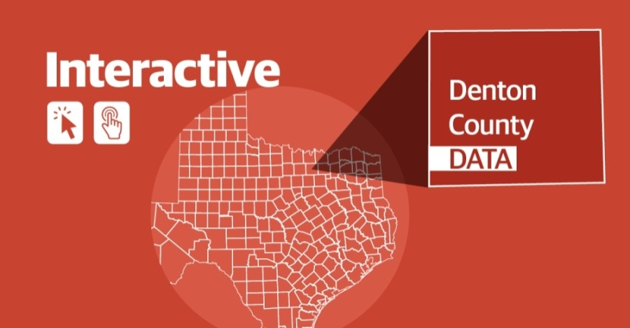 In Denton County, there have been 873 new cases of COVID-19 confirmed since Aug. 14. (Community Impact staff)