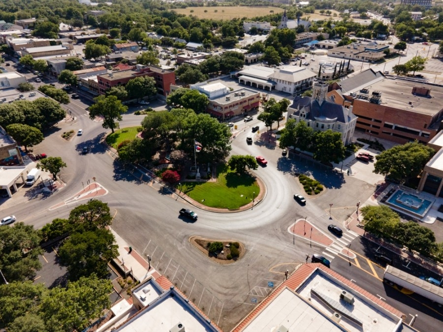 Sixty-six small businesses in New Braunfels will receive funding. (Warren Brown/Community Impact Newspaper)