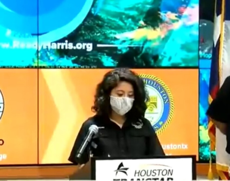 Harris County residents in evacuation zones A and B are under a voluntary evacuation order ahead of Hurricane Laura (courtesy HTV)