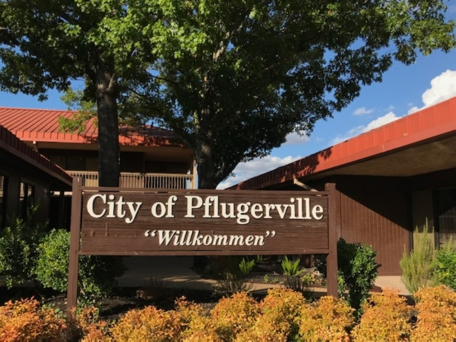 Pflugerville's FY 2020-21 budget marks a $25.5 million, or 13% increase, over the city's $190.8 million FY 2019-20 budget. (Kelsey Thompson/Community Impact Newspaper)