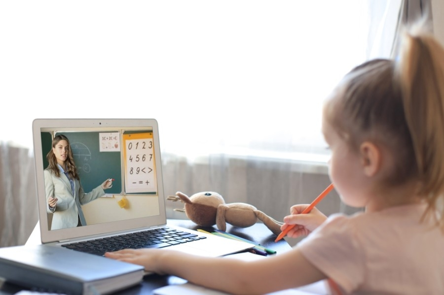 Students across Montgomery County began their school year with remote learning, and districts have faced challenges acquiring enough devices and hot spots. (Courtesy Adobe Stock)