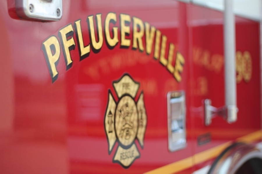 Financial projections provided to the department showed that without added revenue or service reductions, by 2025, reserve funds will not be able to help balance the fire department's budget. (Community Impact staff)