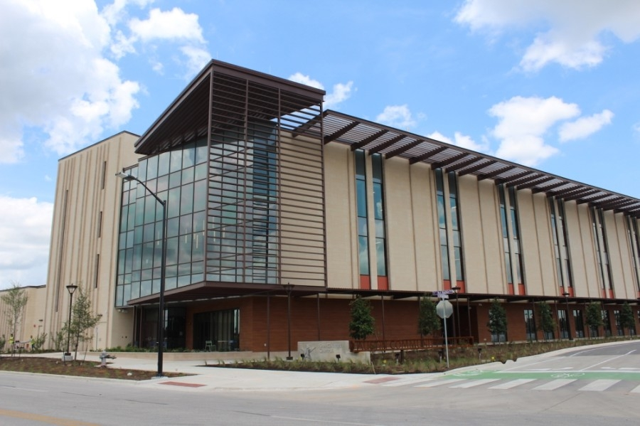 Austin Community College, which operates campuses in Austin, Round Rock, Leander, Cedar Park, Elgin and Kyle, will have a new trustee this November. (Courtesy ACC)