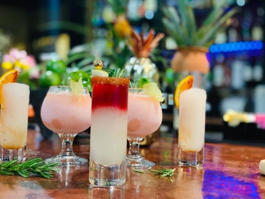 The business offers American food and craft cocktails and is open every day until 2 a.m. (Courtesy Interurban Bar n Grill)