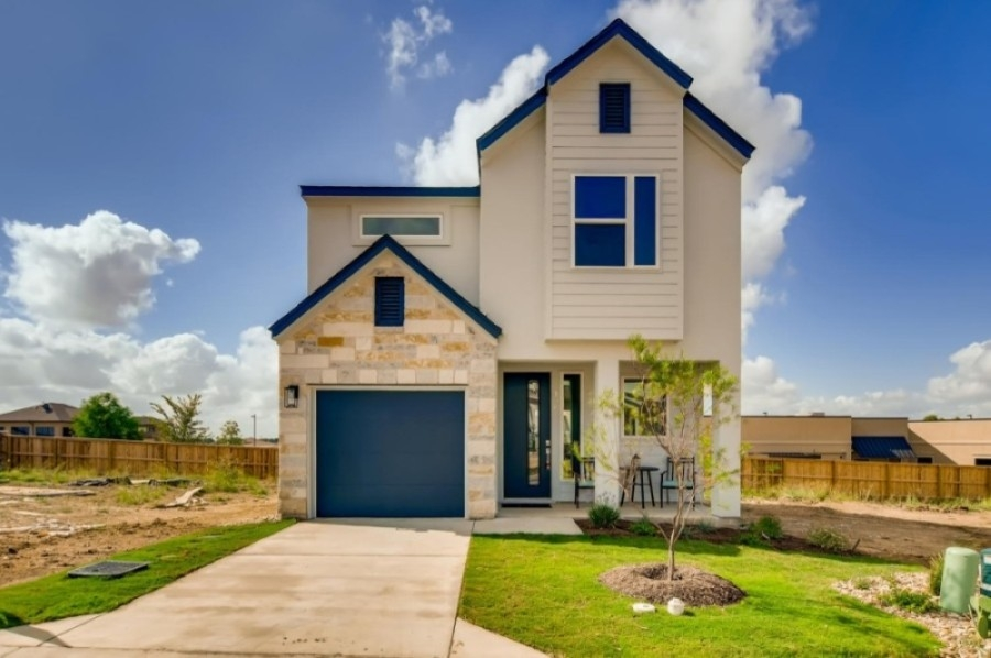 Haven at Teravista, a 30-home residential community located at 5160 A.W. Grimes Blvd., Round Rock, is set to begin initial move-ins in October. (Courtesy Courtney Oldham)