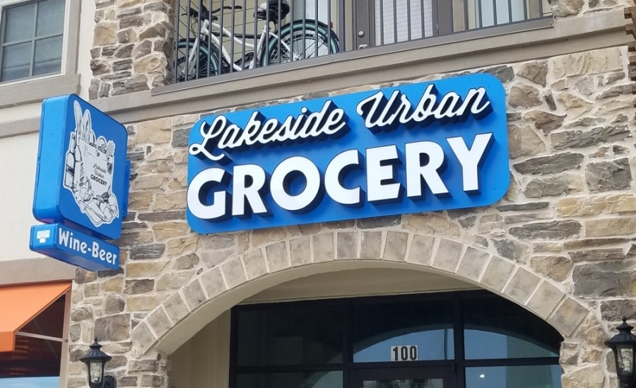Lakeside Urban Grocery opened its doors Aug. 21 in Flower Mound. (Courtesy Lakeside Urban Grocery)