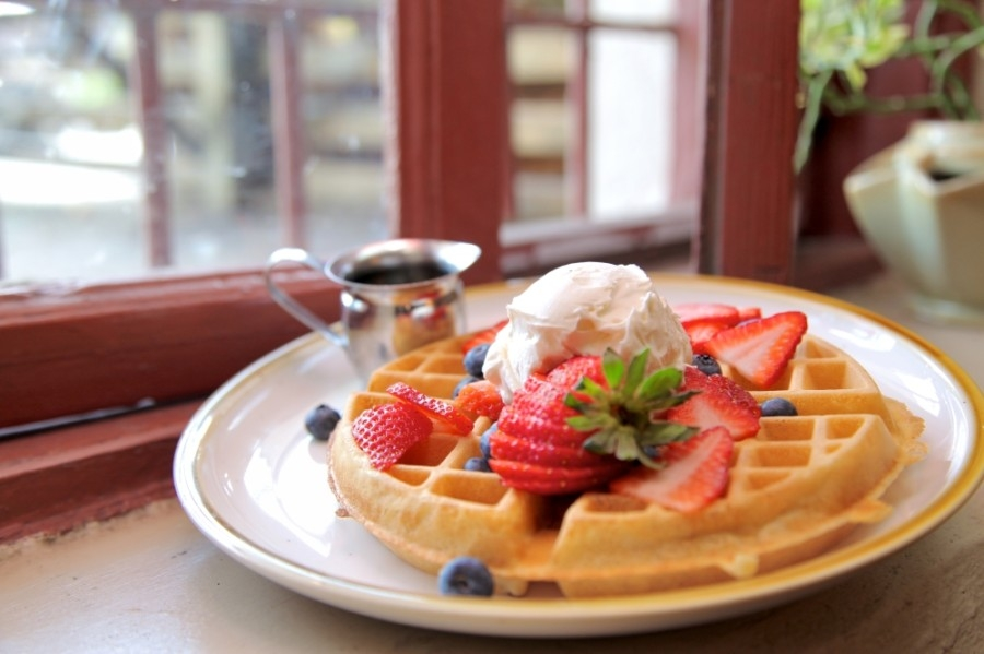 Brunch items are among the most popular offerings at The Root Cellar Cafe. (Courtesy The Root Cellar Cafe)