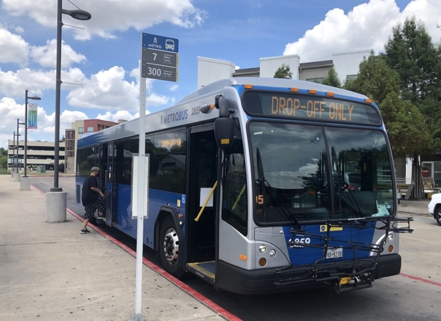 Capital Metro's board of directors approved the public transportation agency's $390.5 million budget for fiscal year 2020-21 on Sept. 28. (Jack Flagler/Community Impact Newspaper)