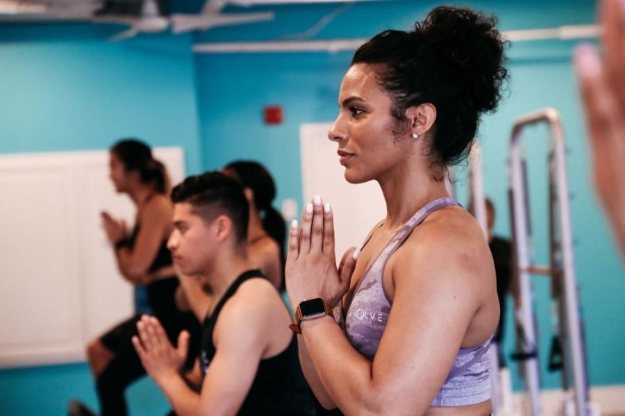 Bodybar Pilates offers single-use equipment options that are sanitized regularly. (Courtesy Bodybar Pilates)