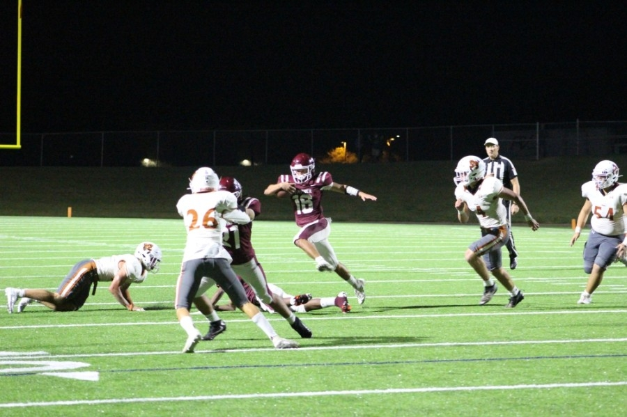 Kempner High School defeated Alvin High School 33-13 on Oct. 2 at Fort Bend ISD's Mercer Stadium. (Photos by Claire Shoop)