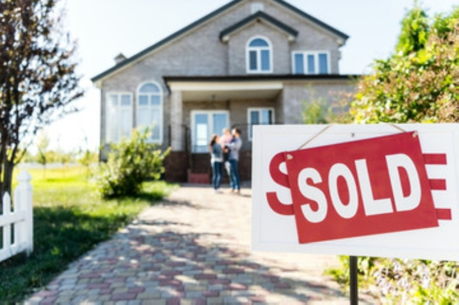 When the pandemic struck, the real estate industry had to find ways to buy and sell homes virtually. (Courtesy Adobe Stock)