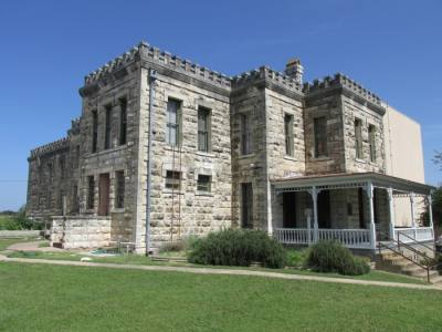 Williamson County Commissioners Court will consider the sale of the historic jail. (Courtesy the Texas Historical Commission)