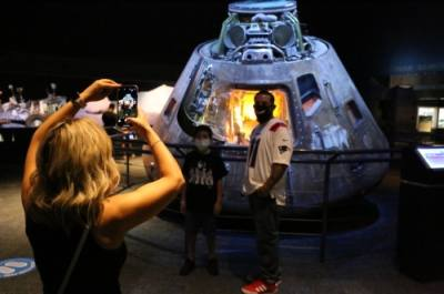 Space Center Houston (Courtesy Space Center Houston)