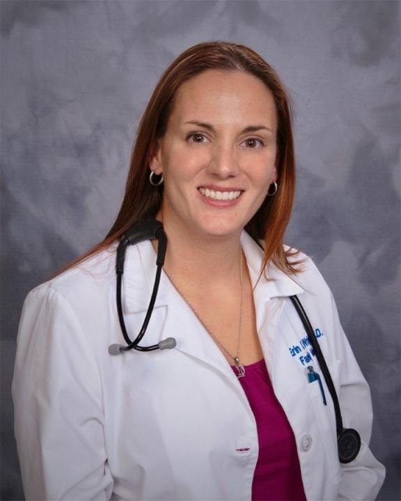 Dr. Erin Wright resigned Oct. 4. (Courtesy Comal ISD)