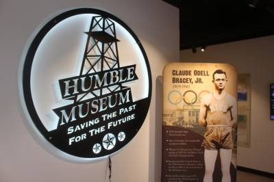 The Humble Museum has set a grand opening date. (Kelly Schafler/Community Impact Newspaper)