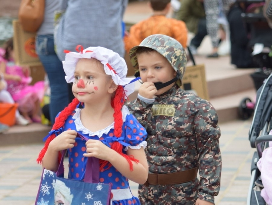All spots have been reserved for Frisco's drive-thru trick-or-treat trail to be held at Warren Sports Complex on Oct. 30. (Community Impact Newspaper)