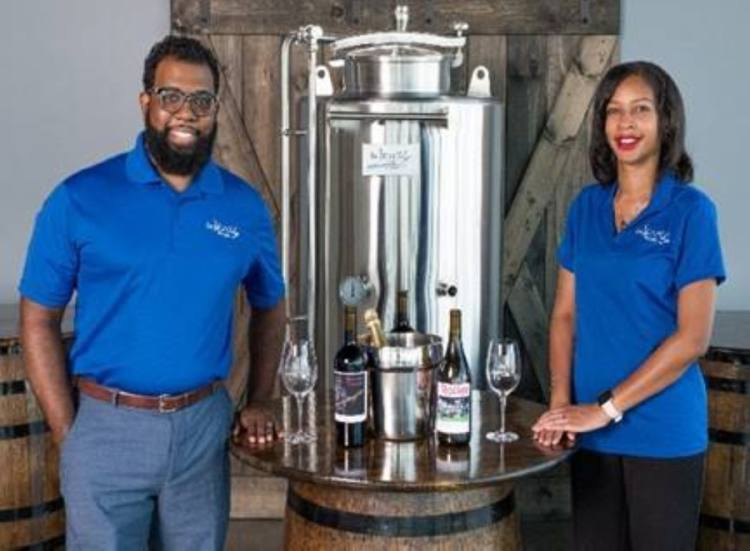 Waters Edge Winery & Bistro will open this fall at 4828 Waterview Town Center Drive, Ste. 700, Richmond. (Courtesy Hemsworth Communications)