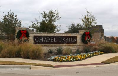 Chapel Trails is McKinney's featured neighborhood for December. (William C. Wadsack/Community Impact Newspaper)