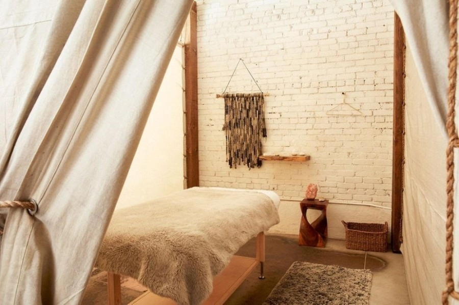 The Now Massage opened its first location in Franklin in December. (Courtesy The Now Massage)