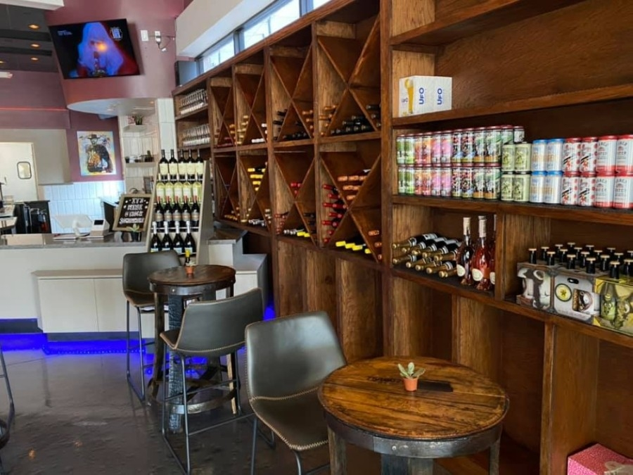 The lounge offers beer, wine, appetizers and small plates as part of its menu. (Courtesy Cosmic Cowboy Lounge)