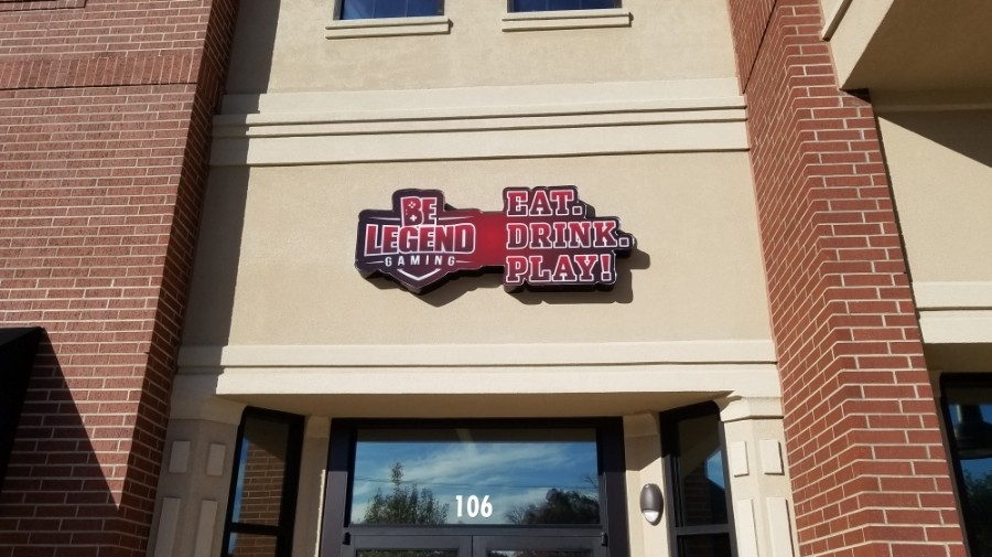 Be Legend Gaming opened at the start of December in Highland Village. (Community Impact staff)
