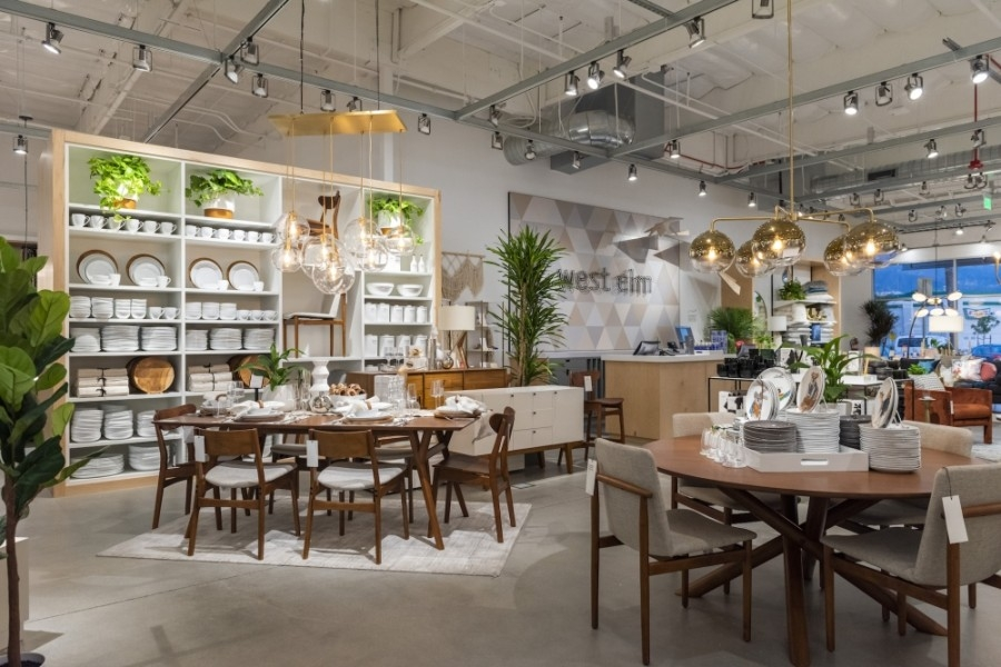 West Elm will open a new store in Rice Village next year. (Courtesy West Elm)