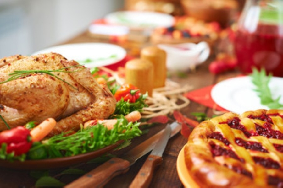 Not in the mood to cook this holiday season? Here are some Georgetown to-go and dine-in holiday meal options. (Courtesy Adobe Stock)