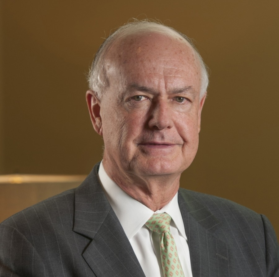 Alex Sutton has been co-president of The Woodlands Development Company since 2005. (Courtesy The Howard Hughes Corp.)