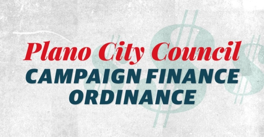 The ordinance, passed by a vote of 4-3, amends the city's code of conduct, stating that any campaign contribution of more than $1,000 creates a conflict of interest for City Council members. (Community Impact Staff)