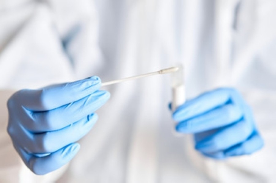 Individuals wishing to be tested at the site must be actively exhibiting COVID-19 symptoms or be on the sixth day or later of a quarantine period from close contact with a COVID-19 case. (Courtesy Adobe Stock)